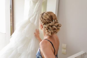 bridal preps wedding dresses
